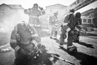 Structure Fire – Canyon Lakes