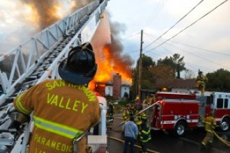 Structure Fire – Yale Ct