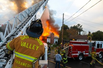Structure Fire 2006-2009